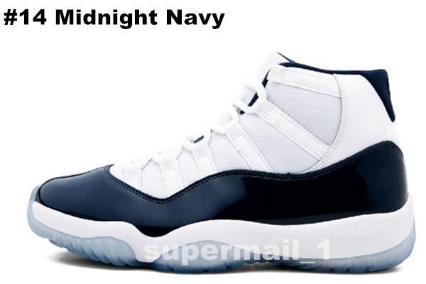 # 14 Midnight Navy