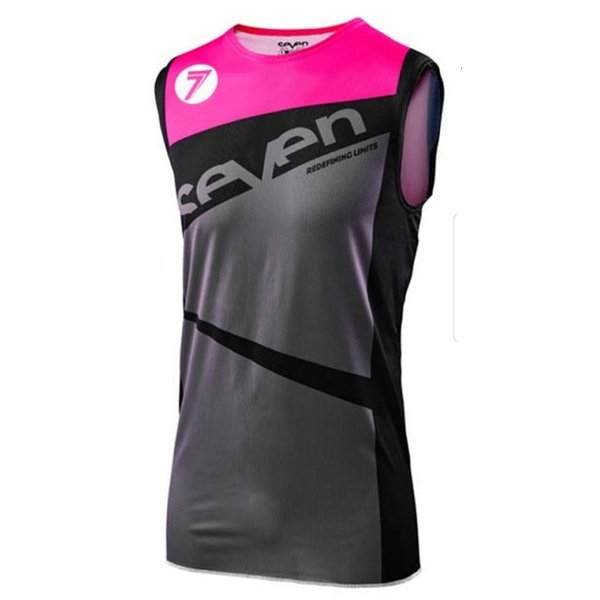 2019 Motocross dh vélo VTT vêtements MX VTT Sept descente camiseta VTT descente Ropa manches longues Moto Jersey