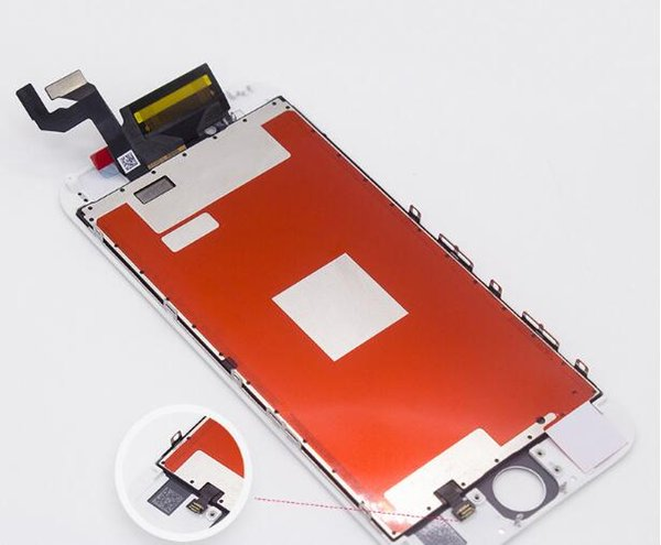 2019 new Wholesale For iPhone 6s Plus LCD Display With Touch Screen Digitizer 5.5 inch DHL Free