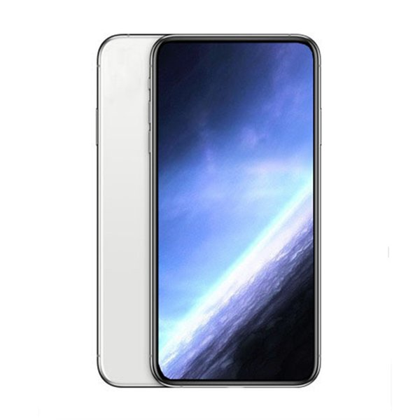6.5inch Goophone XS MAX Quad Core MTK6580 Unlocked Smartphones 1G/16G Show 4G/256G Face id Smartphone with sealed box