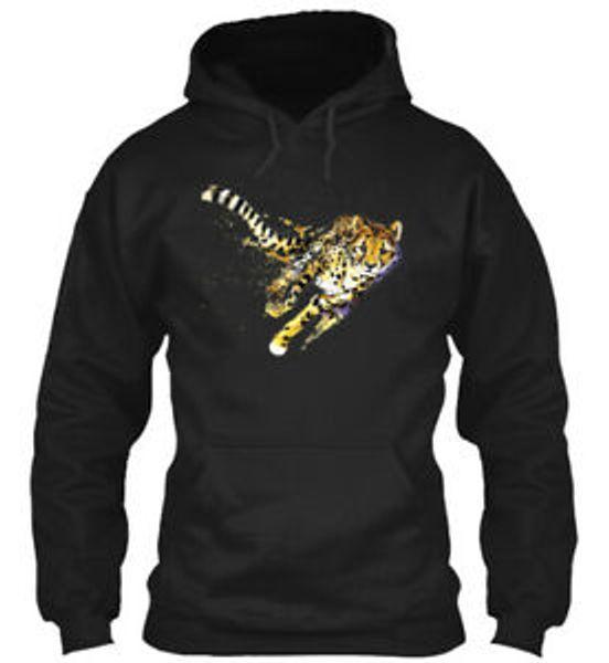 Cheetah T Cooles Design Running Chee 2019 Hoodie Sweatshirt