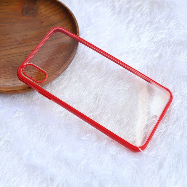 Прозрачный красный