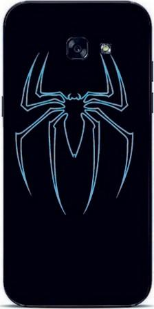 Gogo blue spider printed cover case for samsung for galaxy a5 2017 silicone case ship from turkey HB-004210448