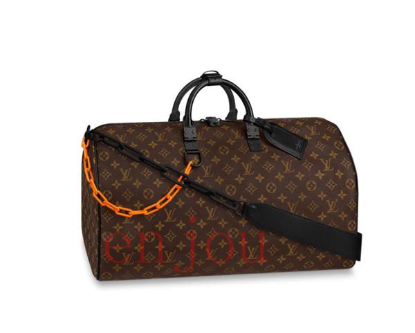 2020 high neaker loui vuitton keepall lui vit luxury handbag pur e genuine leather l flower pattern travel luggage duffel bagcb2b