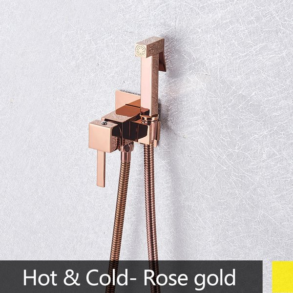 Китай розовое золото горячее холодное