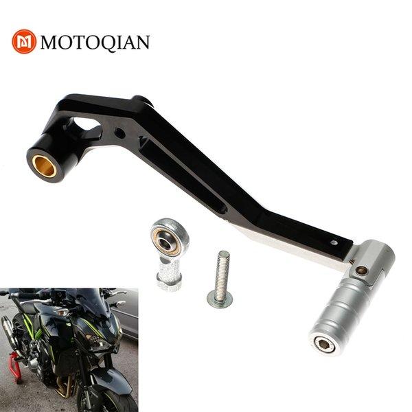 Para DL650 2019 L9 DL 650 V Adaptador de palanca de cambio de velocidades Pedal de cambio Strom Aleación de aluminio Accesorios de motocicleta