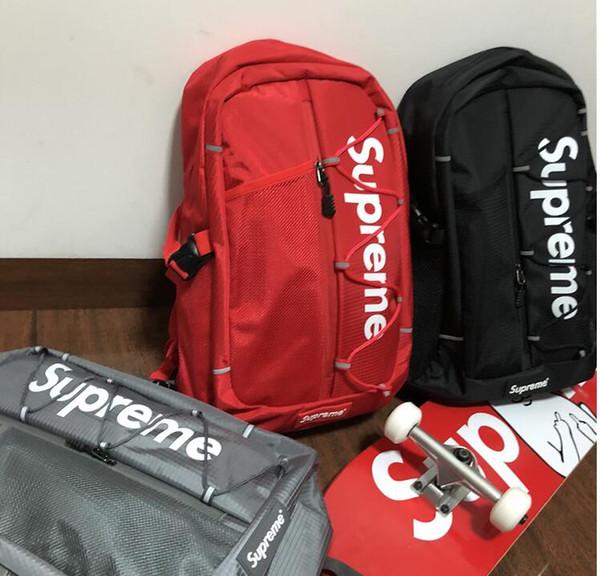 мужчины Рюкзак Дважды сумки на ремне Открытого Путешествия Письма отпечатанных ранцев для женщин Студентов рюкзаков