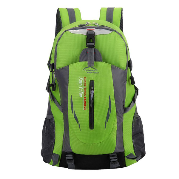 Camping Hiking Backpack 6 color Sports Outdoor Bag Travel Backpack Trekking Bag Mountain Climbing Equipment School 4az