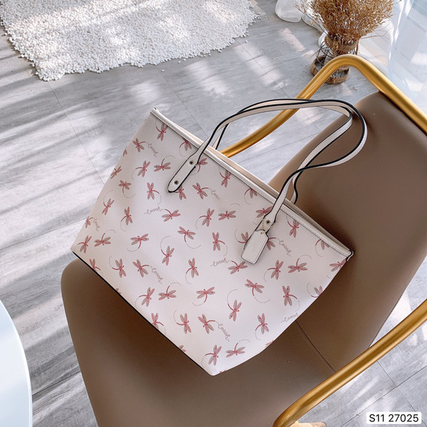 Fashion Lady Designer Shoulder Bag Womens Brand Casual Tote Girl Girlish Luxury Handbag Patterns Large Capacity Chic B105784Z