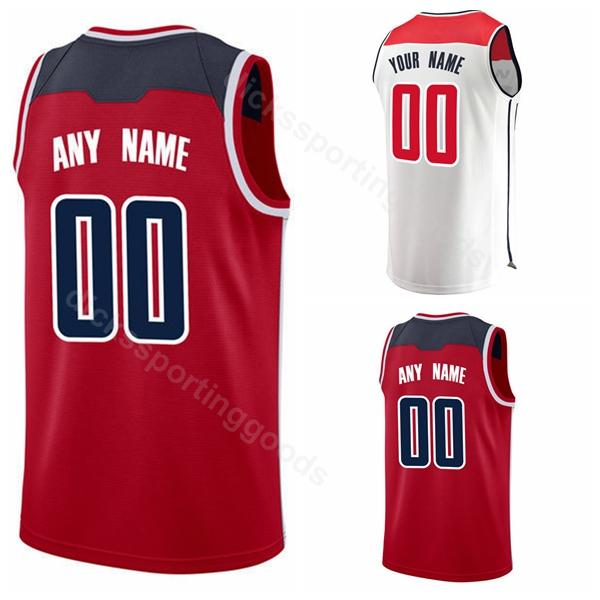 huge selection of 3efbb 0ef99 2018 College Printed Basketball 2 John Wall Jersey 3 Bradley Beal 21 Dwight  Howard 12 Kelly Oubre Jr 22 Otto Porter Custom Name Number From ...
