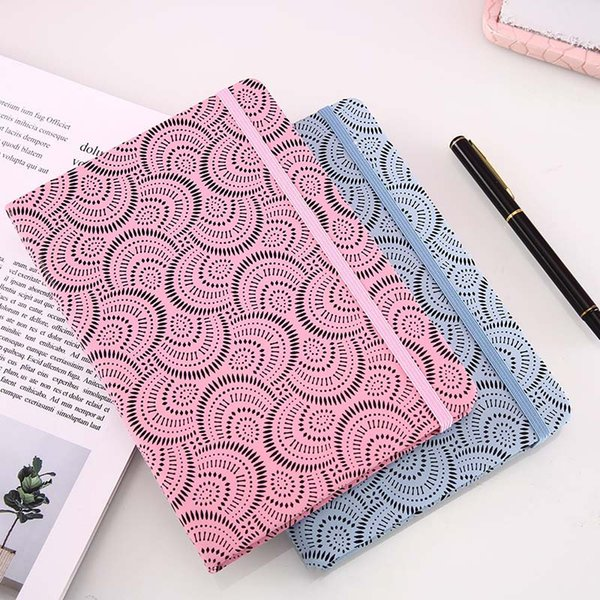 2020 A5 Portable Diary Book Writing Pads Planners Office