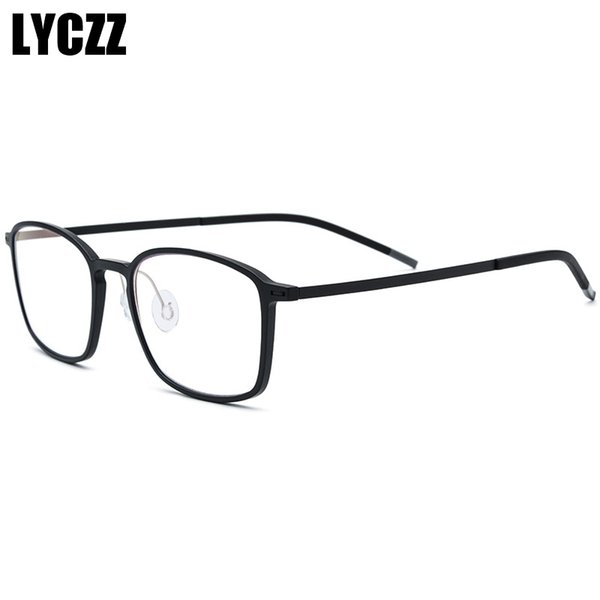 LYCZZ TR90 Flexible Männer Frauen Brillenfassungen Unisex Anti-blaues Licht Gläser Esports Gaming Brille Computerschutzbrillen