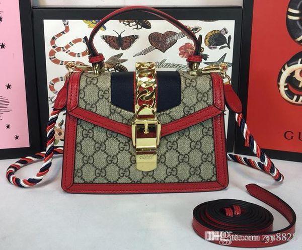 Classic Le Boy Flap bag women's Plaid Chain bag Ladies High Quality Handbag purse 2018 Shoulder Messenger bags
