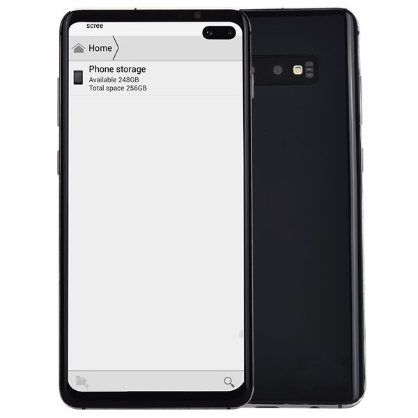 "best selling Ultrasonic Fingerprint Goophone S10+ Clone 6.4"" 19:9 Punch-hole Full Screen HD+ Curved 2.5D Glass 4G LTE Octa Core 16.0MP Camera Smartphone"