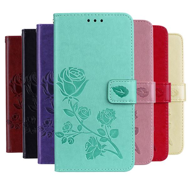 Cover Redmi 6 Leather Flip For Xiaomi Redmi 6a 6 A A6 Phone Cases