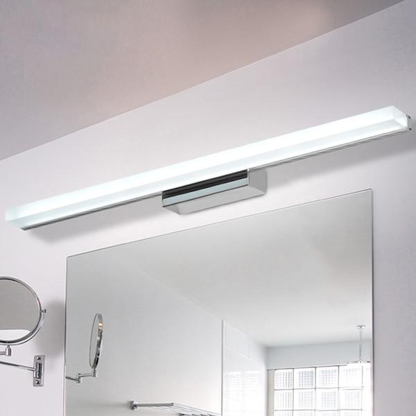 AC90 Lamp Light Cosmetic Wall Lighting Mirror Pendant Acrylic 0 Bronze From 4M~1 Lighting Pendants 5M 260V Modern Bathroom Light LED Waterproof Longer PkOX80wn