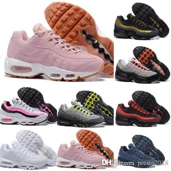 2020 En Yeni TN Artı fiyaka ayakkabı erkekler Erkek Üçlü Siyah Kırmızı Şampanya Altın Eğitmenler Sneakers Chaussure 90 Doğa Sporları ayakkabı 40-45