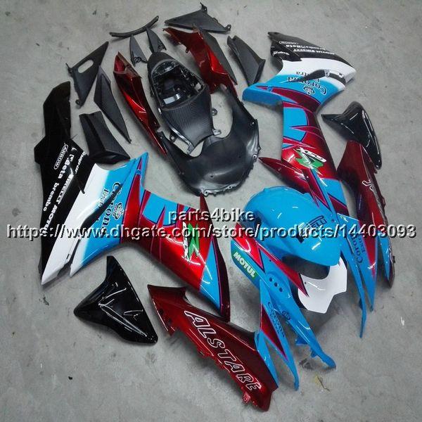 23 цвета + 5 подарков + ABS красный синий обтекатель для Suzuki GSX-R600750 2011 2012 2013 2014 2015 K11 панели мотоцикла пластиковые комплект