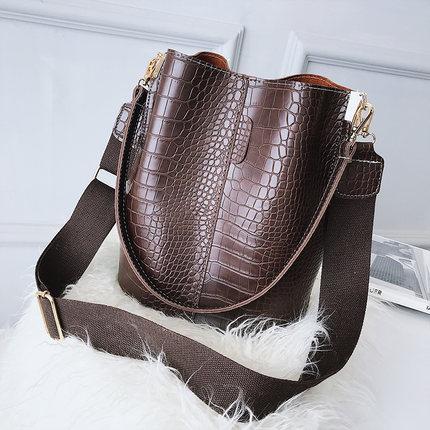 New Arrival Oil Leather Handbags for 657 Women Large Capacity Casual Female Bags Trunk Tote Shoulder Bag Ladies Big Crossbody Bags