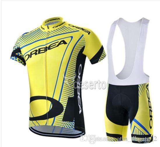 Nouvelle Tour de France cyclisme costume équipe manches courtes maillot cyclisme évacuant l'humidité à séchage rapide chemise perméable à l'air 3651
