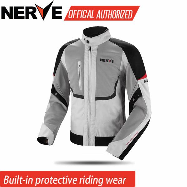 SINIR Motokros Sürme Ekipmanları Dişli Soğuk geçirmez Moto Ceket Yaz örgü erkek Oxford Bez Sokak Bisiklet Yarışı Motosiklet ceket