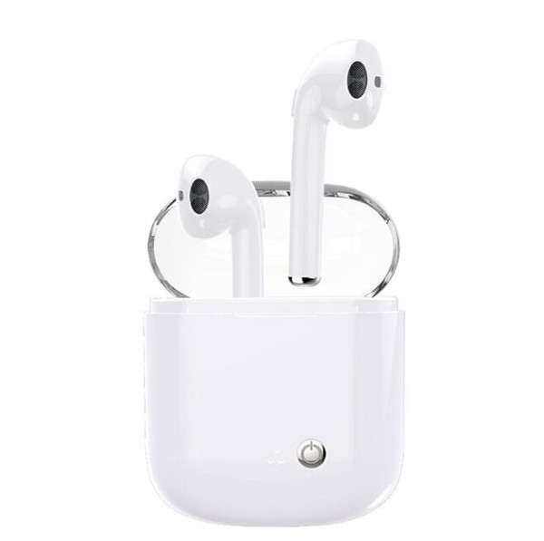 New Double Ear mini bluetooth Headsets i7 i7s Tws Earbuds wireless Twins Headphones Earphone Earpiece for apple iphone X 8 Plus Samsung S9