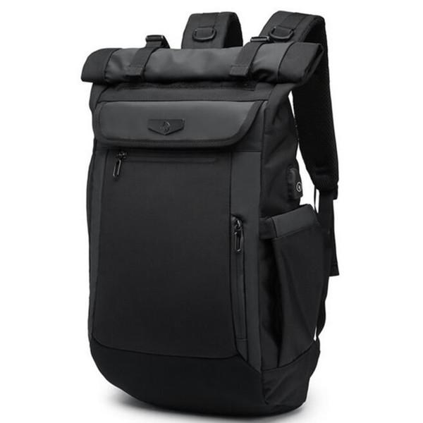 Новый большой емкости мужские рюкзаки водонепроницаемый 18