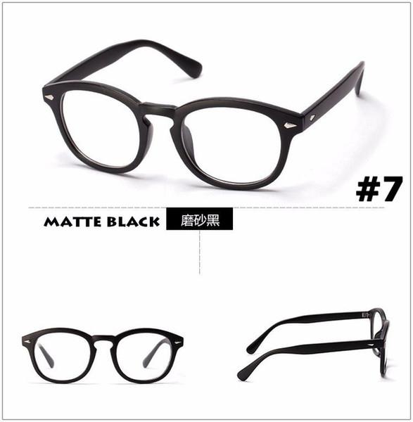 7 Matte Black