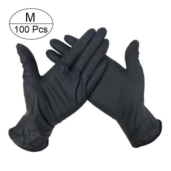 Черный - M