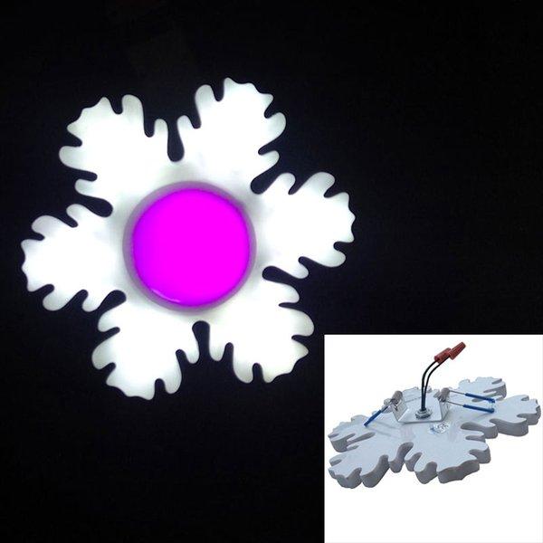 Embedded Holiday Deckenbeleuchtung Indoor Weihnachtsdekoration Blei Hintergrundlicht Gang Porch Lampe Blei Birne Verborgen Lichter Ring