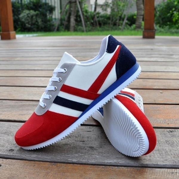 2019 New Men Casual Shoes Lac-up Men Shoes Lightweight Comfortable Breathable Walking Sneakers Tenis Feminino Zapatos Dec21