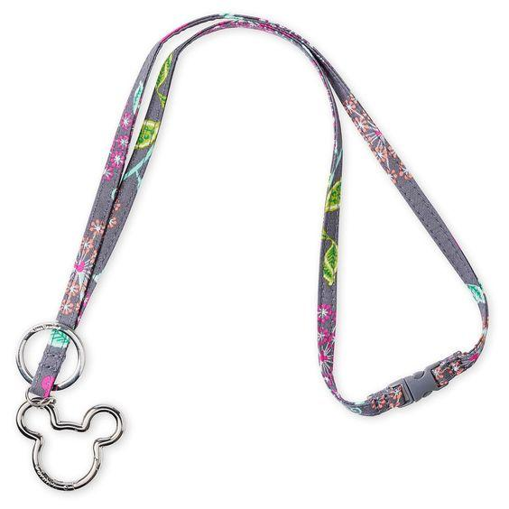 New mouse Cartoon lanyard With Zip ID Pouch Friends Zip ID Case with Lanyard In Set NWT Back to School Gifts