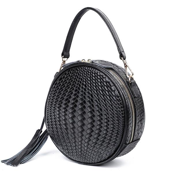 design de qualité sélectionner pour dernier qualité-supérieure New Luxury Women Designer Bag Genuine Leather Handbag Designer High Quality  Tote Famous Brand Bag Sac Main Femme De Marque Luxe Discount Designer ...