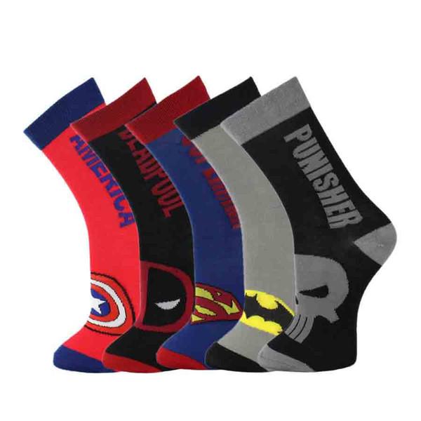 Neue gerade Brett-große Gabel-Pfeil-Socken von Europa Amerika Skateboard-populäre Socken-Straße lange Rohrsocken
