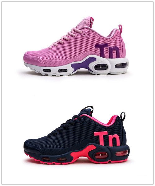 Großhandel Nike Tn Plus Air Max Airmax Tns 2018 Designer Herren Tn MERCURIAL Laufschuhe Herren KPU Tn Trainer Sport Hochwertige Sneakers Plus TN Ultra
