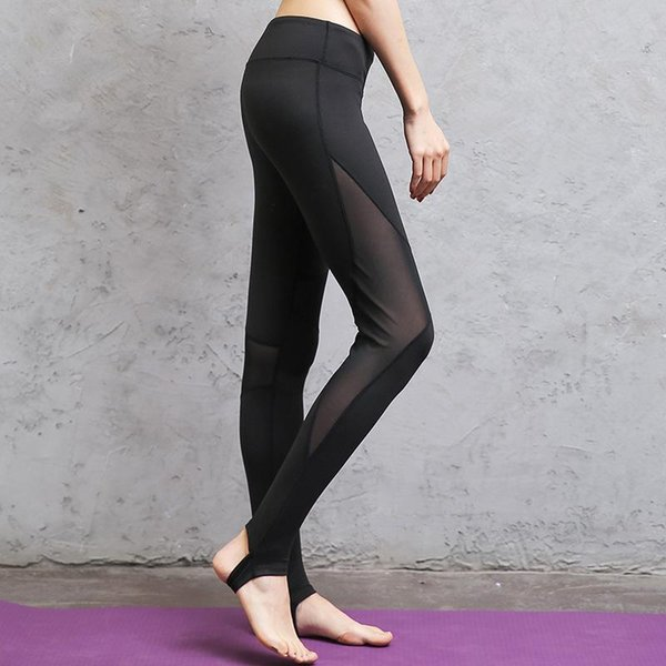 New Yoga Sport Gym Running Fitness Women Cropped Pants Leggings Trouser Warm