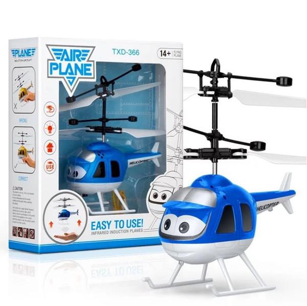 Elicottero blu