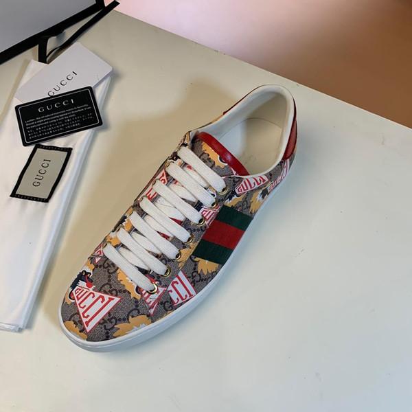 2019 Multi Luxury Designer Low Old Dad Sneaker Suole combinazione Stivali Moda uomo Casual Scarpe di alta qualità Taglia 38-45