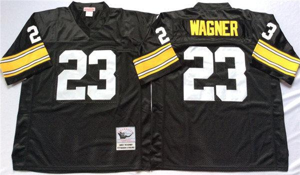 # 23 Mike Wagner