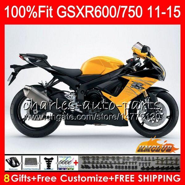 Suzuki Gsxr 600 >> Injection For Suzuki Gsxr 600 750 Gsxr750 11 12 13 14 15 16 Yellow Black 10hc 55 Gsxr 600 K11 Gsxr600 2011 2012 2013 2014 2015 2016 Fairing Motorcycle