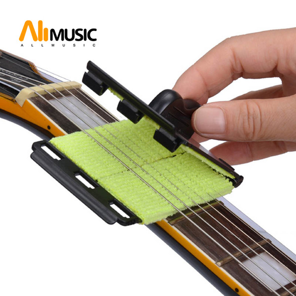 best selling Guitar String Scrubber Guitar String Cleaner To Protect Your Guitar Free shipping