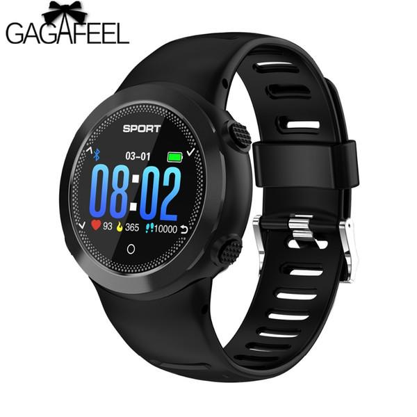 M68 Smart Armband Mit Kompass Pulsmesser 30 mt IP68 Wasserdichte Schwimmen Uhr Für Android IOS PK T2 Frauen Männer Smart Watch