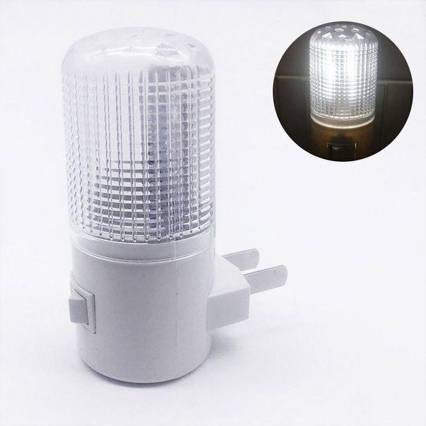 Novelty LED Night Light Bedside Lamp Wall Socket Lamp US Plug AC 220V Home Decoration Lamp For Children Baby Bedroom Led Light