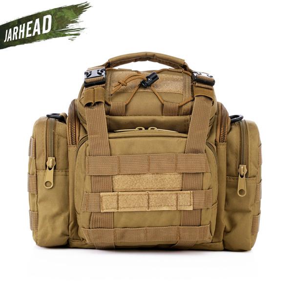 Outdoor Men Camouflage Camping Camera Bag Multi-Functional Super Magic Tactical Pockets Hunting Fishing Waist Bag
