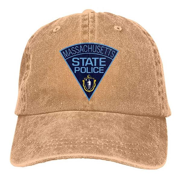 Satın Al 2019 Yeni Ucuz Beyzbol Kapaklar Massachusetts Eyalet Polis