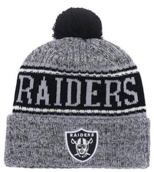 HOT Brand Fashion Adult Men Women Oakland Winter Hats Soft Warm Beanie Caps Crochet Elasticity Knit Casual Warmer Beanies 02