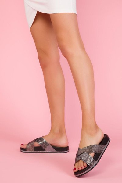 Zapatillas de mujer Soho Platinum 13545