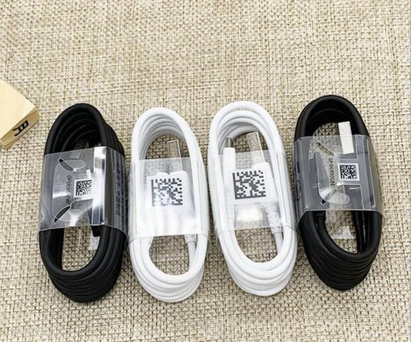 Cavo Micro V8 USB tipo C originale TOP Quality 1.2M 4FT per Samsung Galaxy Note9 S7 S8 S9 S10 Plus Cavo dati sincronizzazione sincronizzazione ricarica rapida