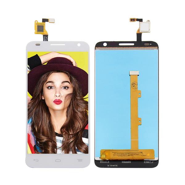 Para Alcatel One Touch Idol 2 Mini S 6036 6036Y display LCD Completo + tela de toque digitador assembléia