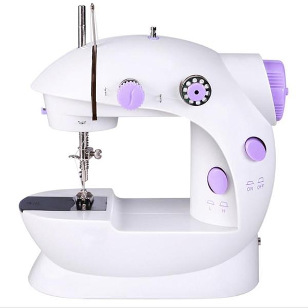 MINI Electric Sewing Machine Home Multi-function Micro Sewing Machine Hand Adjustment Handheld